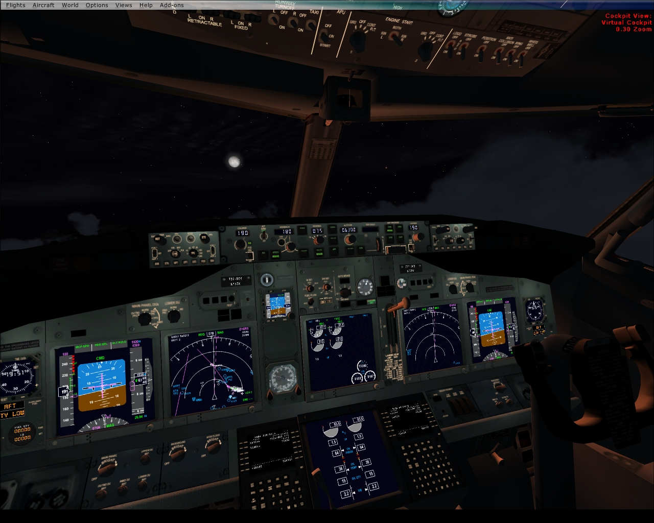 Boeing 737-900 ER X2 Advanced Special Edition FSX