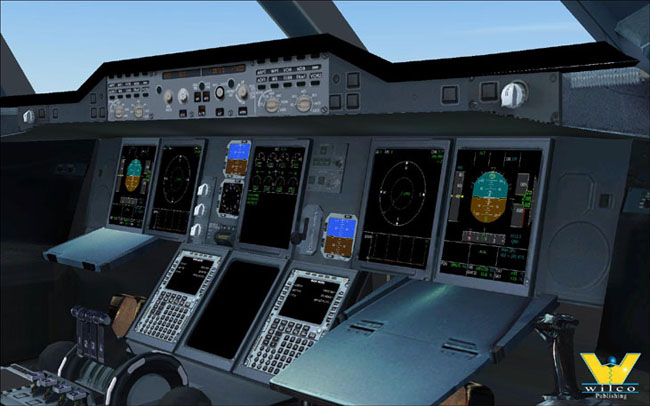 Fsx Airbus A380 V2 Fsx Aircraft Airliners Fsx Add Ons