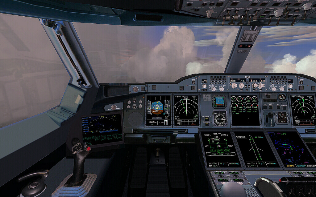 Afs Airbus A380 Family Fsx Fsx Aircraft Airliners Fsx