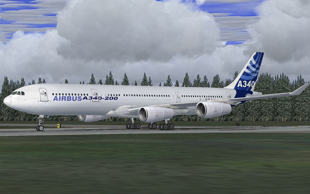 Airbus Industrie Fsx Fsx Aircraft Airliners Fsx Add