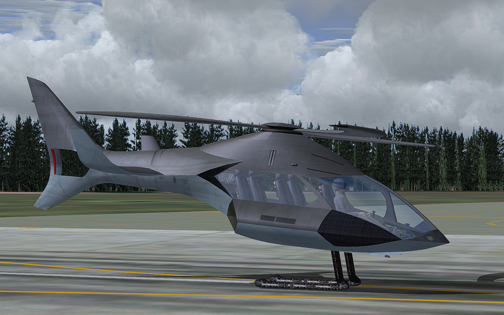 Gyro Amp Swing Concept Helicopter Fsx Fs2004 Helicopter