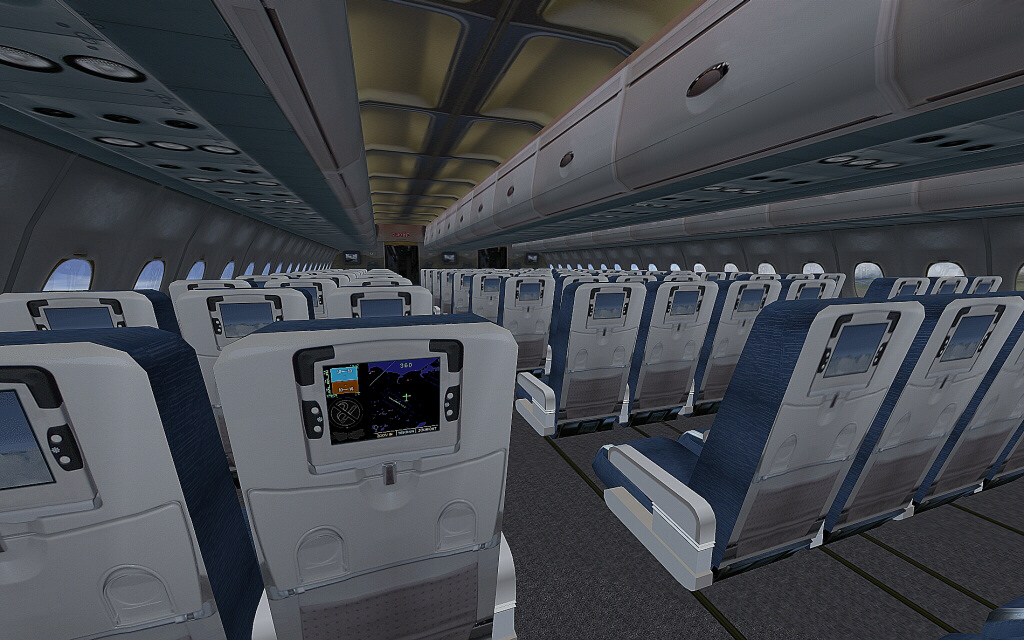 Fsx aircraft airbus a380 for Interior design simulator free