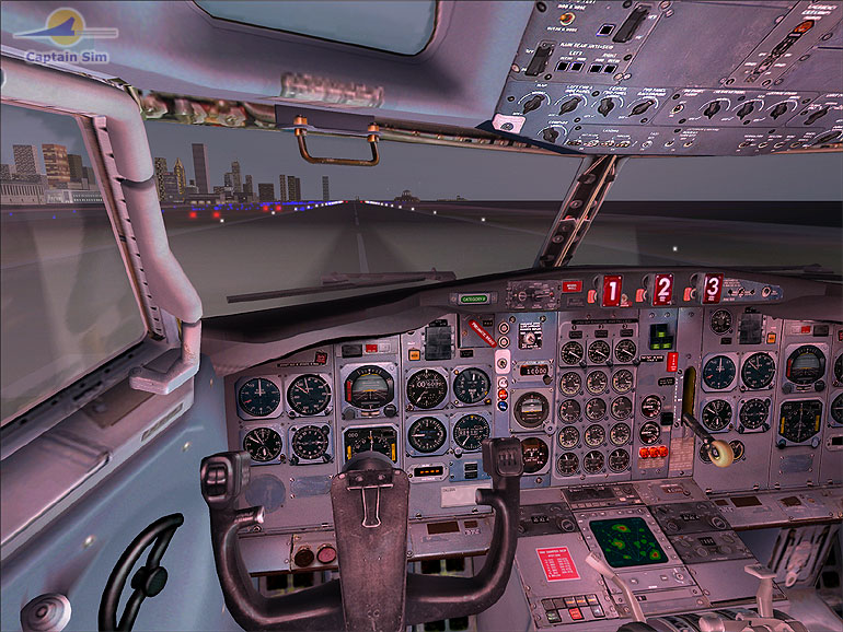Legendary 727 (FS9)