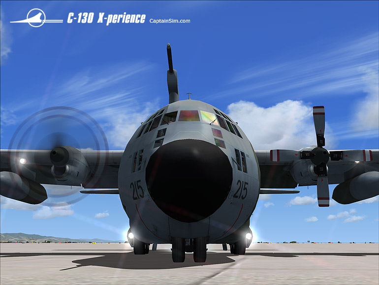 C-130 X-percience Extra Pack I Fsx - Fsx Transport Aircraft - Fsx Add-ons - by