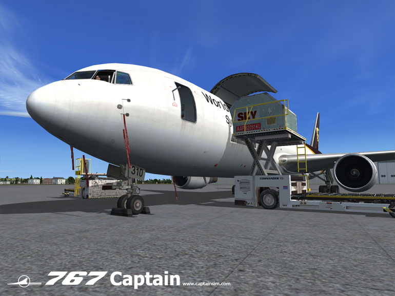 Fsx Boeing 767 Freighter Expansion By Captainsim Buy