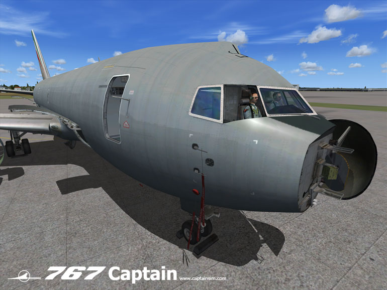 FSX Boeing KC-767 Tanker Expansion
