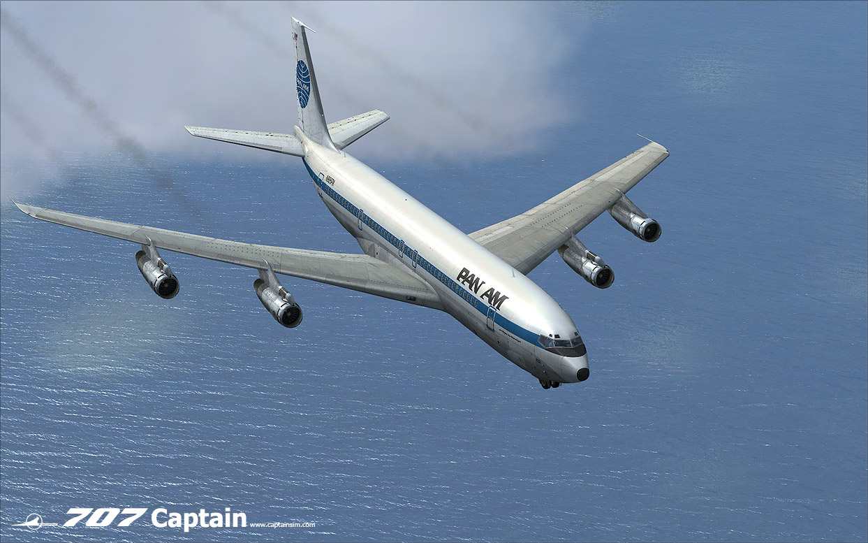 Boeing 707 300 Fsx Expansion Captainsim By Captainsim Buy From Surclaro