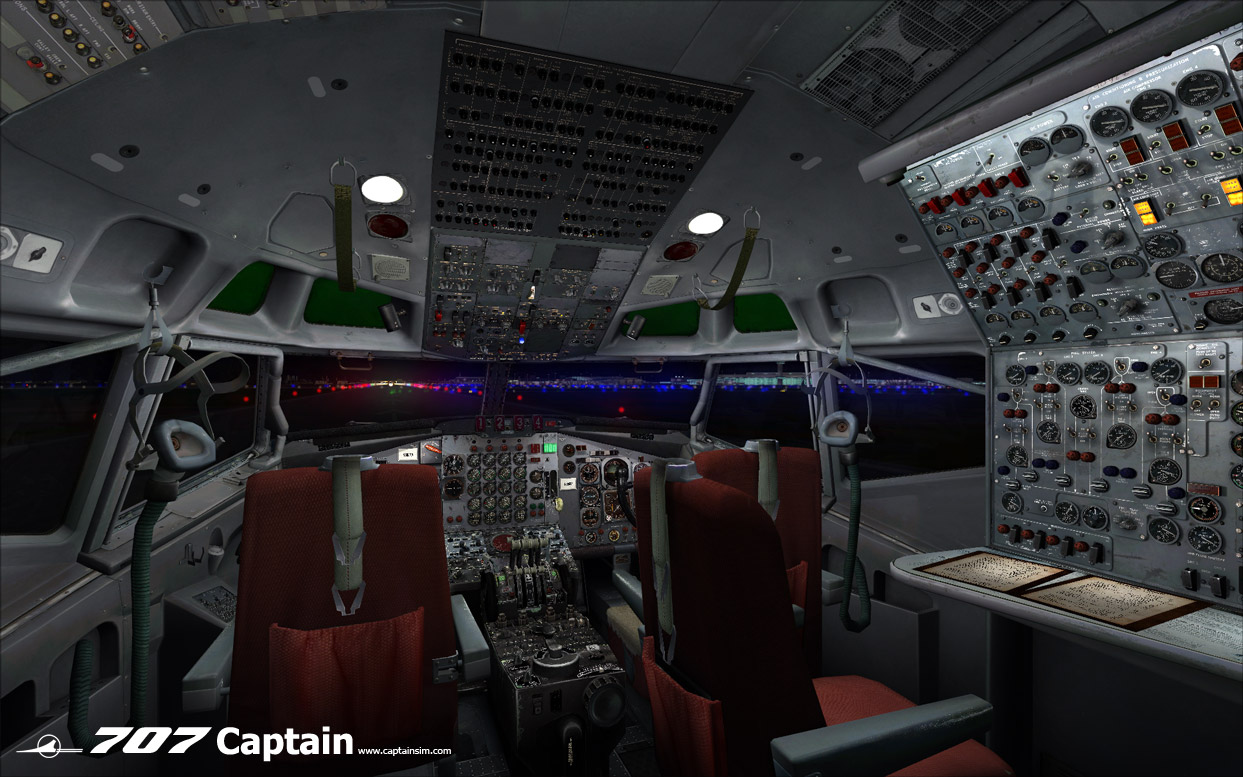 Boeing 707 300 Fsx Expansion Captainsim By Captainsim