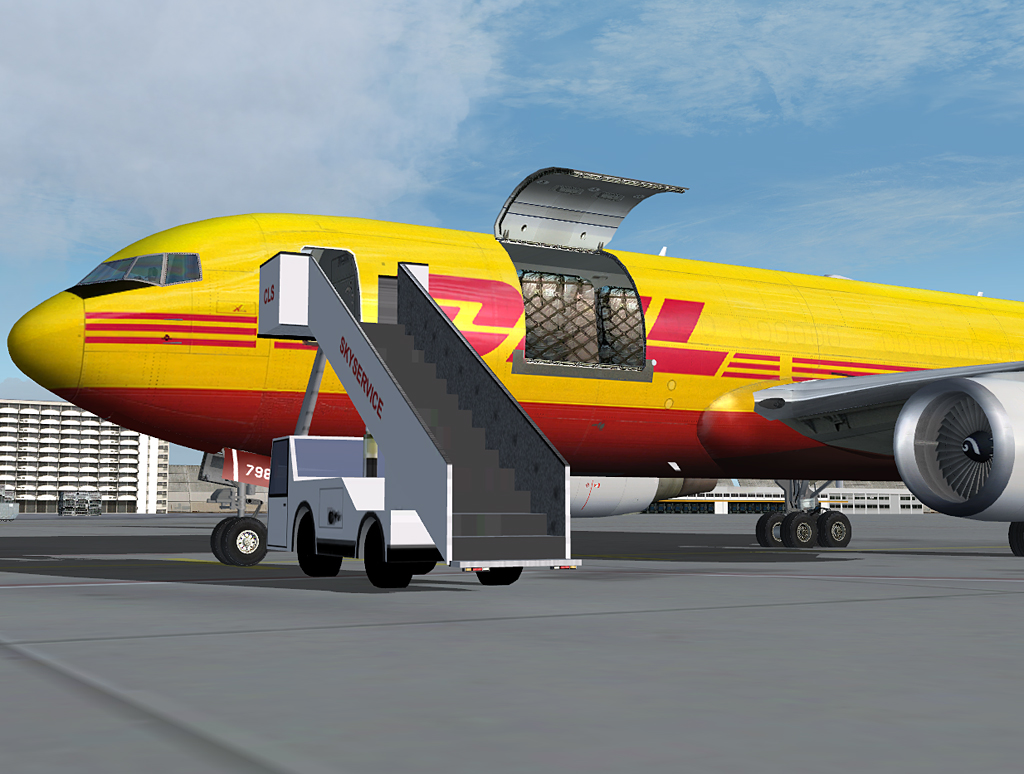 CLS Boeing 767 FSX Expansion Pack