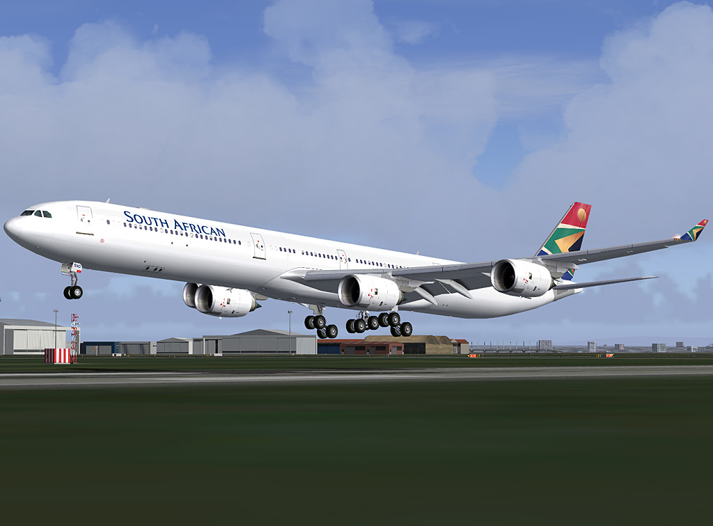 Airbus a340 600 iberia fsx téléchargements