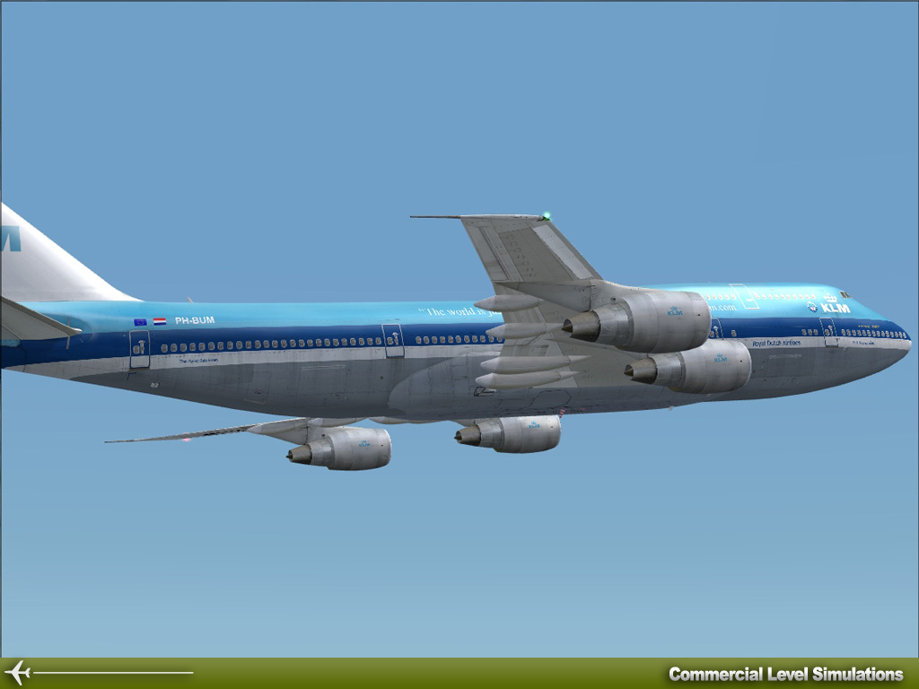 cls boeing 747 200 300 fsx aircraft airliners fsx add ons by