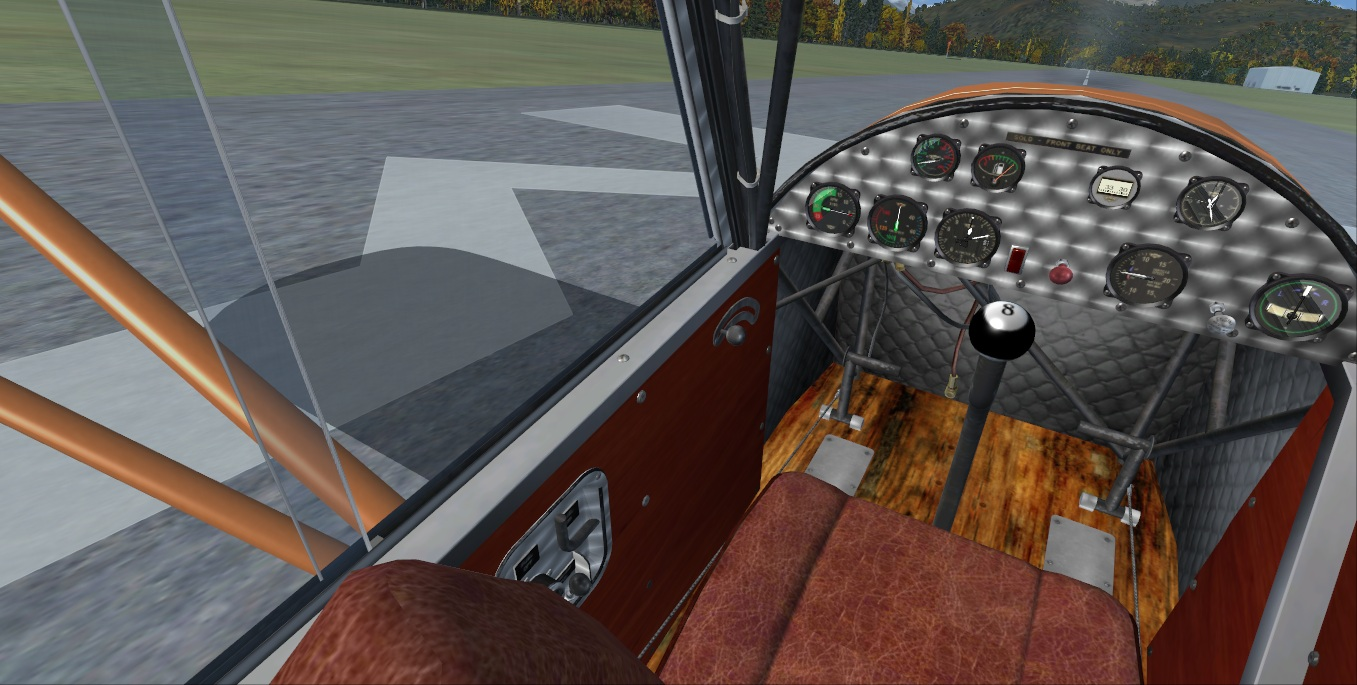 Fsx Aeronca Champ - Fsx General Aviation - Fsx Add-ons ...