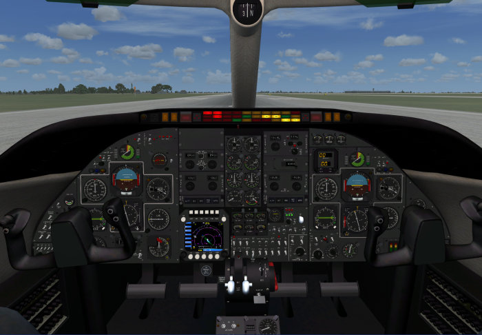 20 Series Business Jet FSX Add-on Package