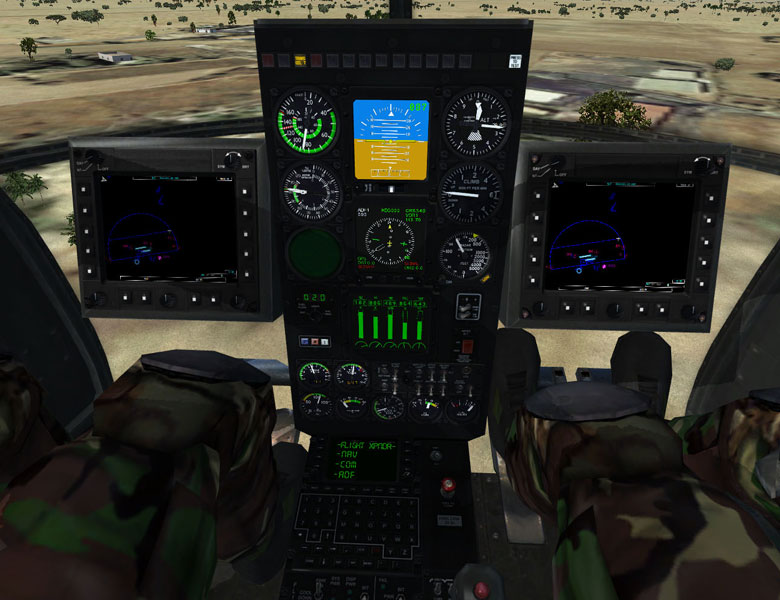 Md Helicopters Md 500 Defender Fsx Helicopter Fsx Fsx