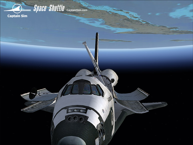 space shuttle for fsx - photo #38