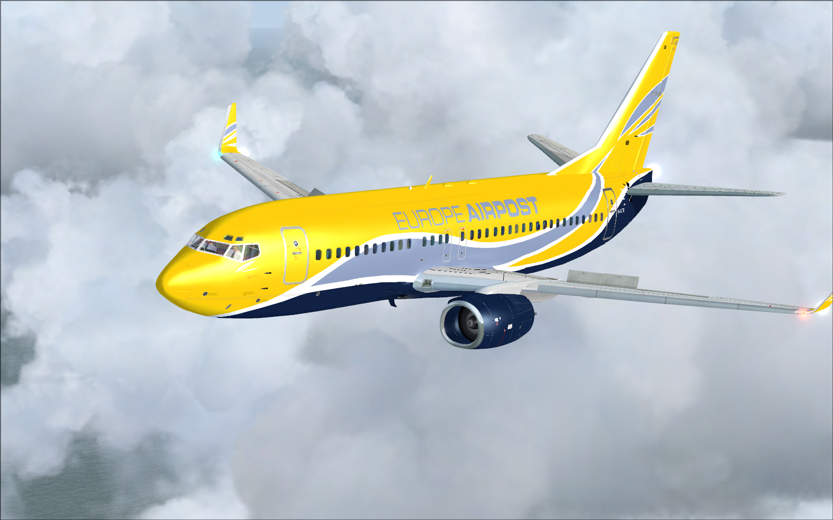 737 Pic Evolution Deluxe Fsx Fsx Aircraft Airliners