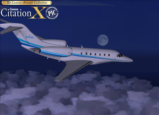 Wilco Cessna Citation X FS2004