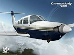 Carenado Piper PA28 Arrow IV FSX