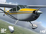 Carenado FSX Cessna 185 Skywagon