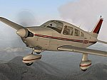 Carenado Piper PA-28-181 Archer II FS2004