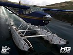 FSX Cessna C185F SkyWagon Bush
