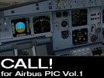 CALL! for Airbus PIC Vol.1