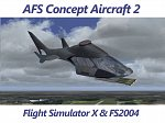 Gyro & Swing concept helicopter FSX/FS2004