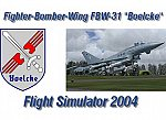 Fighter Bomber Wing 31 Boelcke FS2004