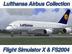 Lufthansa Airbus Collection FSX & FS2004