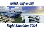 AFS World Sky City package FS9