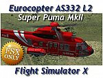 Eurocopter AS332 L2 Super Puma MkII FSX