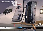 Advanced Boeing 737-700 ER X2.5 FSX