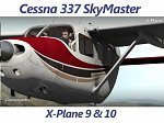 Carenado C337 Skymaster HD Series X-Plane