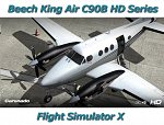 Beech King Air C90B HD Series FSX