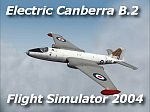 English Electric Canberra B.2 pack for FS9/FS2004