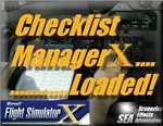 SEA Checklist Manager for FSX