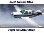 F33A BONANZA FOR FS2004