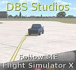 DBS FollowMe service for Flight Simulator X