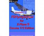 FSFlyingSchool for X-Plane 9 - Cessna 172 Edition