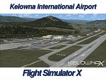 FSX Kelowna International Airport