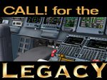 CALL! For The Legacy Pilot In Command