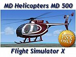 MD Helicopters MD 500 Defender FSX