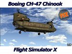 Boeing CH-47 Chinook for FSX