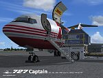 727 Freighter Expansion Model (FSX)