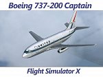 Boeing 737-200 Captain FSX