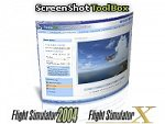 ScreenShot ToolBox for FS2004/FSX