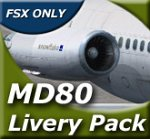 CLS MD81/82 JetLiner Livery Expansion Pack