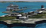 FWI Bermuda International Airport FSX