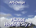 World & Sky 2 FS2004