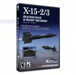 X-15-2/3 Add-on Package FSX/FS2004